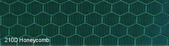 Supair tissu Honeycomb 210D