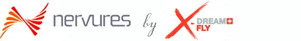 logo nervures Xdream-Fly