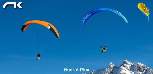 niviuk hook5 Plum image