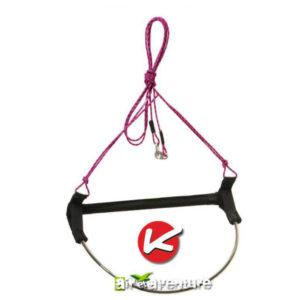 Accélérateur pour parapente à 2 barreaux de la marque Kortel