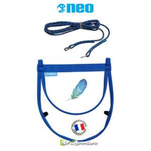 Accélérateur pour parapente bleu de la marque Neo