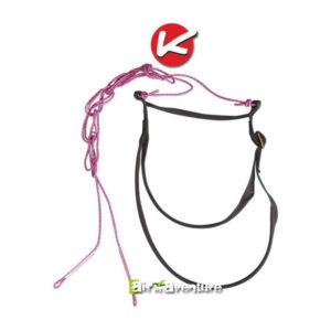 Accélérateur pour parapente à 3 barreaux souples de la marque Kortel