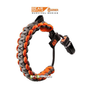 Bracelet de survie orange de chez Gerber