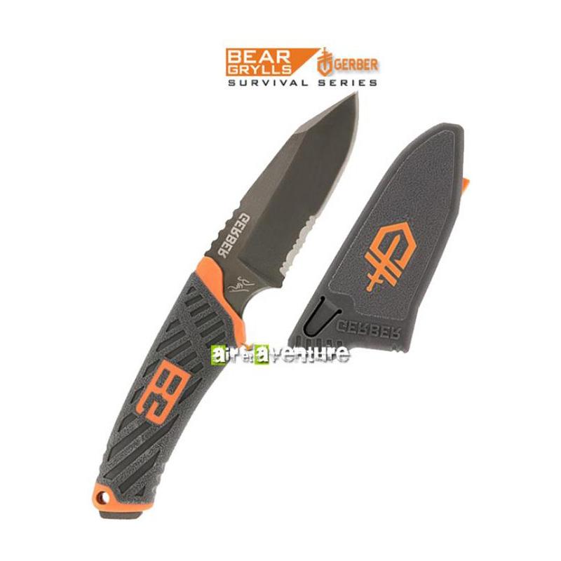 Couteau de survie de Bear Grylls