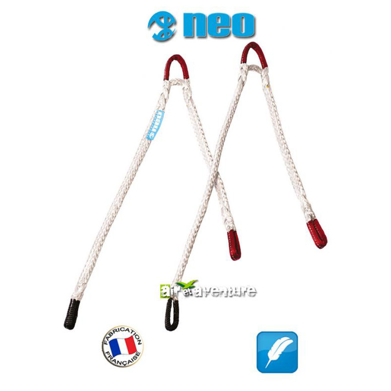 Ecarteur ultralight pour parapente biplace de chez Neo