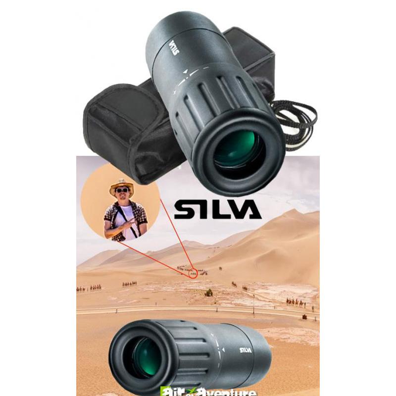 Lunette de poche monoculaire de la marque Silva