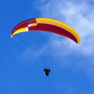 Voile de parapente bordeaux Orbéa 2 par MCC Aviation