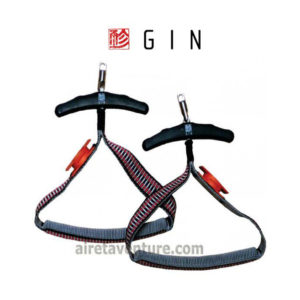 Paire de Commandes de Frein pour vol acrobatique de la marque Gin