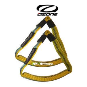 Paire de Commandes de Frein jaune de la marque Ozone