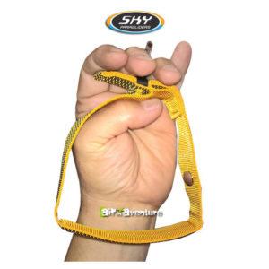Paire de Commandes de frein à Pression Ergonomique jaune de chez SKY