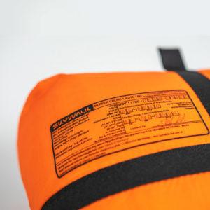 Parachute de Secours orange Pepper Cross 180 de la marque Skywalk