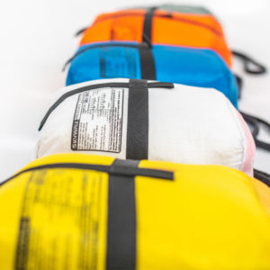 Parachutes de secours Pepper Cross de Skywalk