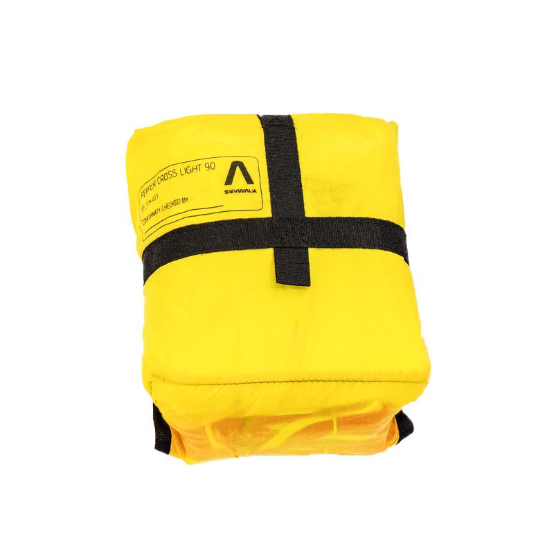 Parachute de Secours jaune Pepper Cross 90 de la marque Skywalk
