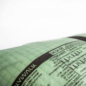 Parachute de secours vert Salsa 135 de Skywalk