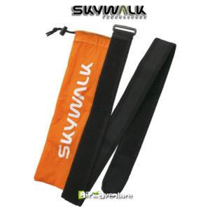 Sangle de compression avec housse pour élévateur orange de la marque Skywalk