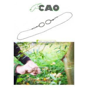 Scie de Poche à Anneaux de la marque CAO