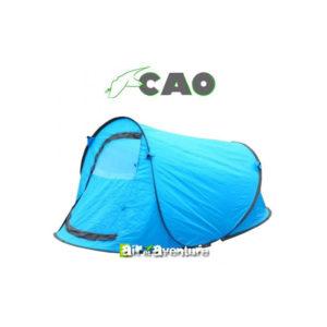 Tente instantanée bleue de la marque CAO
