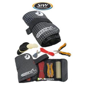 Trousse de réparation pour voile de parapente de la marque Sky Paragliders