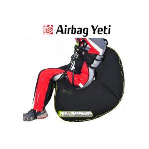 Airbag intégral amovible pour sellette de Gin