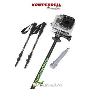Bâtons de marche et perche caméra de la marque Komperdell
