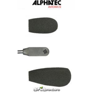 Bonnette anti-vent pour micro d'Headset