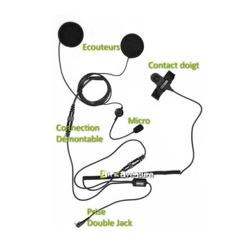 Micro-écouteur Mains libre