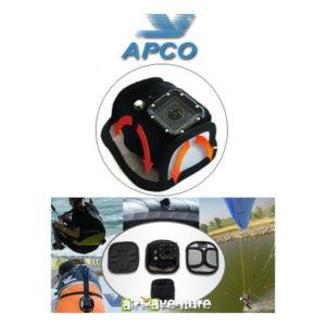 Fixation magnétique pour caméra de la marque Apco