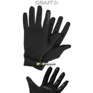 Gants Craft noirs