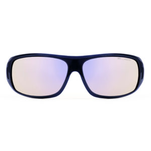 Lunettes Solaire bleu à verre photoadapt de la marque Altitude Eyewear