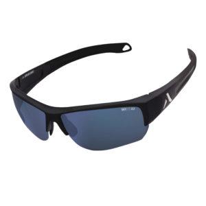 Lunettes Solaire à monture noire Lander de Altitude-Eyewear