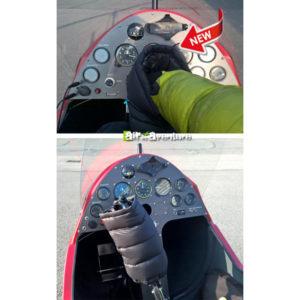 Manchon pour pilotage d'autogire