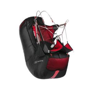 Sellette Montis + avec sac airbag inverto de Nova