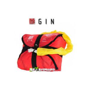 Pod de parachute de secours de la marque Gin