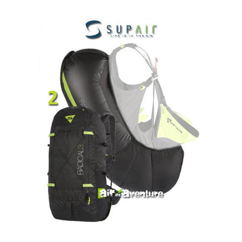 Sac d'airbag de la marque Supair