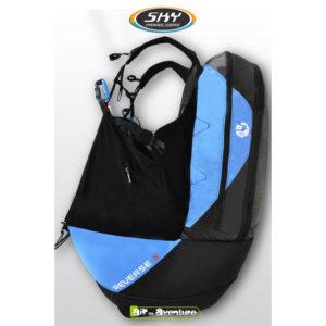 Sellette avec Sac à Airbag de la marque Skyparagliders