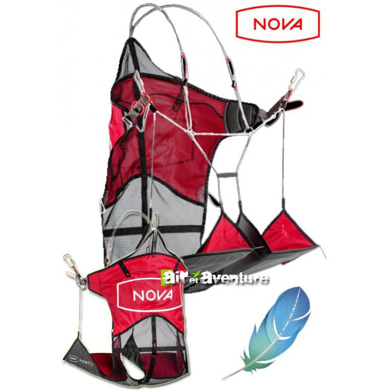 Sellette de parapente de la marque Nova