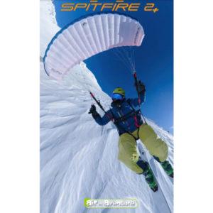 Voile de Speedriding Spitfire II Plus de Swing