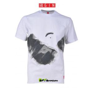 Tee-Shirt blanc de Gin