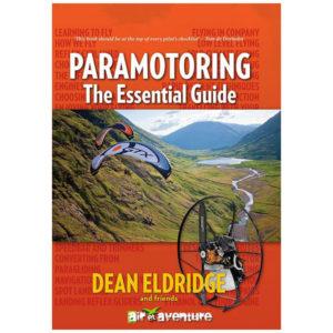 Couverture du livre intitulé The Essential Guide to Paramotoring