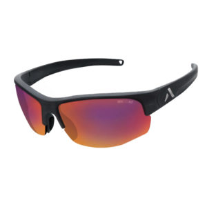 Lunettes Solaire noir Twister de la marque Altitude-Eyewear