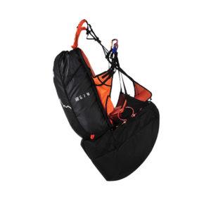 Pack sellette Yéti convertible 2 avec airbag de Gin