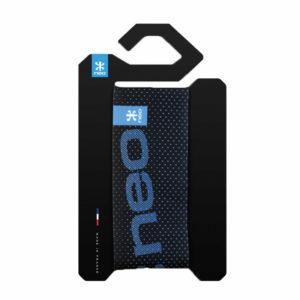 Bandeau sur cintre avec le logo Neo