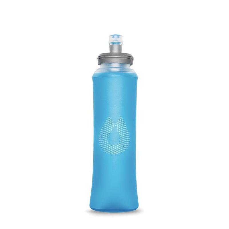 gourde lègere bleue ultraflask hydrapak