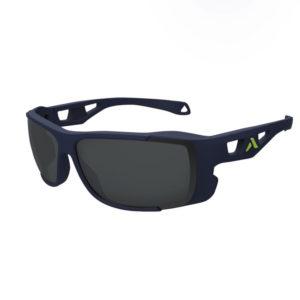 Lunettes solaire Hub bleu Altitude-Eyewear